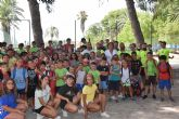 Más de 250 alumnos participan en las escuelas de verano de baloncesto y tenis en Archena