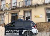 La Guardia Civil detiene a un experimentado delincuente por varios robos con violencia en Abanilla