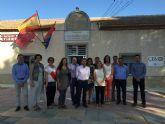 Alumnos y alumnas de Educación Infantil y Primaria de Torre-Pacheco empiezan el curso escolar.