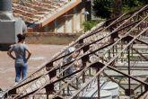 El Ayuntamiento, a la espera de los nuevos análisis para retomar las obras en el colegio