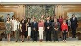 D´Genes y AELIP, presentes en la audiencia que Doña Letizia ha realizado a una representación de ALIBER, que preside el totanero Juan Carrión