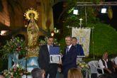Manuel Marcos Sánchez hizo un recorrido en su pregón por la historia de la Virgen de la Salud y de los patronos de Archena
