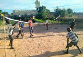 La solidaridad del club de bádminton 'Las Torres' llega a Senegal