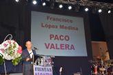 Con el pregón de Paco Valera y la coronación de las reinas dieron comienzo las fiestas patronales de La Algaida 2018