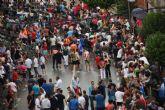 Sexto y último encierro de la Feria Taurina del Arroz de Calasparra
