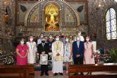 Teresa García es nombrada Mayordoma de la Fundación Santuario de Nuestra Señora de la Esperanza