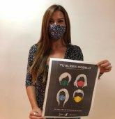 Juventud lanza una campaña para concienciar a los jóvenes del uso de mascarilla en plena ola regional de contagios