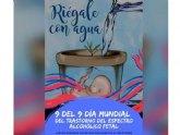 El Ayuntamiento se solidariza con las asociaciones que alertan contra el consumo de alcohol durante el embarazo por sus consecuencias irreversibles para los beb�s