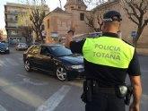La Polic�a Local se adhiere a la campa�a de vigilancia y control de distracciones al volante, que tendr� lugar del 16 al 22 de septiembre