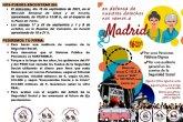 El sábado 16 de octubre todos a Madrid, en defensa de las pensiones públicas