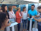 Molina de Segura acoge un acto de promoción de los Presupuestos Participativos de la Comunidad Autónoma de la Región de Murcia 2018