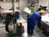 Se acuerda crear una lista de espera o bolsa de trabajo de limpiadora en el Ayuntamiento de Totana para cubrir bajas, vacantes o necesidades temporales