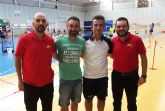 Cerca de 100 jugadores en la vuelta de la competición federada de bádminton a Las Torres de Cotillas