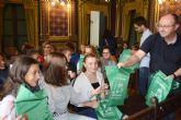 36 alumnos franceses visitan Mazarr�n fruto de un intercamio con el IES Domingo Valdivieso