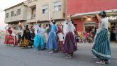 Las estampas y los bailes tradicionales, protagonistas del Bando Huertano de Lorquí