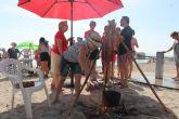 Los Alcázares celebra el Día de la Hispanidad 2018 con calderos a orillas del Mar Menor