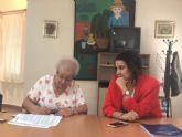El Ayuntamiento firma un Convenio de Colaboración con la Asociación Local de Pensionistas de Balsicas