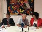 El Ayuntamiento firma un Convenio de Colaboración con la Asociación Local de Pensionistas de San Cayetano