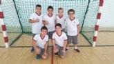 Comienza la Fase Local de Fútbol Sala de Deporte Escolar 2019/20