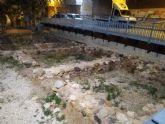 Patrimonio Hist�rico cumple con el mantenimiento de los yacimientos del municipio