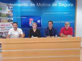 El Ayuntamiento de Molina de Segura y FEDER firman un convenio para el apoyo a pacientes y familias afectadas por enfermedades poco frecuentes
