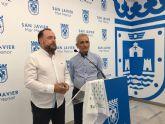 El Ayuntamiento de San Javier renueva su colaboración con AFEMAR