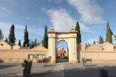 El Ayuntamiento trabaja en un protocolo que garantice la seguridad en los cementerios con motivo de la celebración del Día de Todos los Santos