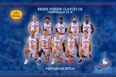 Reina Yogur patrocinador oficial del Club Baloncesto Clavijo CB