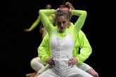 La coreógrafa ciezana afincada en Barcelona Irene García estrena en el Teatro Circo de Murcia 'Get No' con su compañía de danza