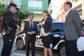 Sánchez Solís destaca el descenso del 15% de las infracciones penales en Archena tras la celebración de la Junta Local de Seguridad