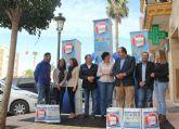 El Ayuntamiento y Aseplu organizan una feria con descuentos de hasta el 60% para fomentar las compras en el pequeño comercio
