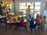 Ya es Otoño en las Escuelas Infantiles Municipales 'Colorines' de Torre-Pacheco