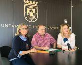 La asociación 'Voces Amigas de Esperanza' celebra la Semana de la Salud Emocional en San Javier del 13 al 17 de noviembre