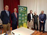 Ricardo Ten, campe�n paral�mpico, llena en Alhama de Murcia con su conferencia motivacional