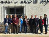 El Ayuntamiento de Torre Pacheco firma un Convenio de Colaboración con la Asociación Local de Pensionistas de San Cayetano