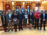 El Ayuntamiento de Molina de Segura recibe la visita de la Ministra de Sanidad, Consumo y Bienestar Social