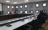Reunión de la Junta Local de Seguridad de San Pedro del Pinatar