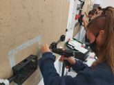 Los alumnos del Proyecto 'EJOVEN' ponen en práctica lo aprendido en el aula