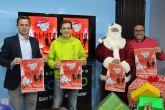 La carrera Christmas Family Run invita a disfrutar del deporte en familia