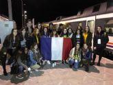 Los alumnos con mejores resultados en la ESO y en francés participan en un curso de idiomas durante una semana en Montpellier