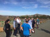La Comunidad comienza la elaboración del programa de actuaciones prioritarias en la Sierra Minera
