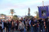 Cientos de devotos acompañaron en procesión a la Purísima Concepción