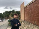 Ganar Totana propone la recuperaci�n del edificio Municipal junto al parque del Barrio San Jos� abandonado desde 2007