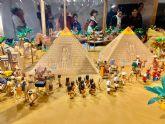 El Belén de Playmobil vuelve a San Javier con más de 5000 piezas