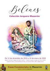 Los belenes nacionales de la colección Jorquera alumbrarán las Casas Consistoriales esta Navidad