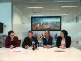 El Ayuntamiento de Torre Pacheco y Aidemar firman Convenios de Colaboración