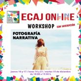 La Concejalía de Juventud de Molina de Segura inicia el jueves 10 de diciembre la formación Workshop: Fotografía narrativa
