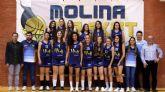 Molina Basket estará en la Final Four del Campeonato Mundial de Habilidades por Equipos