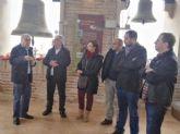El Ayuntamiento concede una subvención de 14.000 euros a la parroquia de Santiago para colaborar en el proyecto de musealización de la Torre de la Iglesia