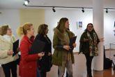 La Sala de Exposiciones Manuel Coronado de la Casa de Cultura acogía ayer la inauguración de la exposición de fotografías participantes en el 'Concurso Portada Anuario 2018'